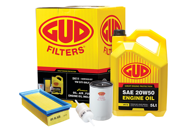 G.U.D Filters launches Service Kits