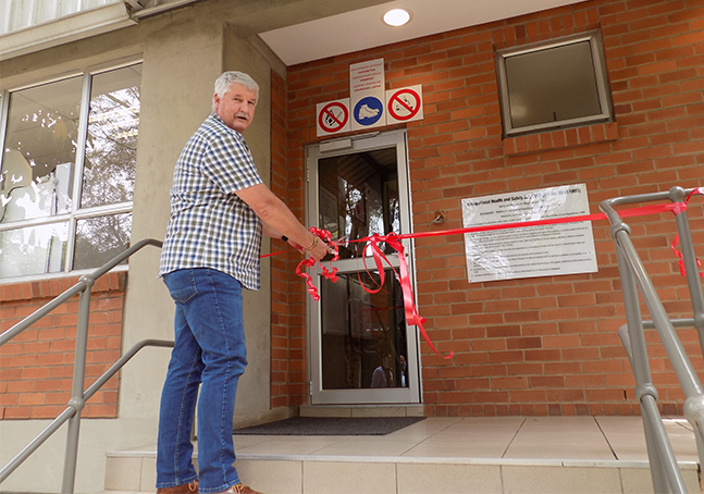 Indy Oil pioneers technology with new Analytical Centre