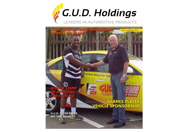 G.U.D. Customer Magazine 2nd Edition