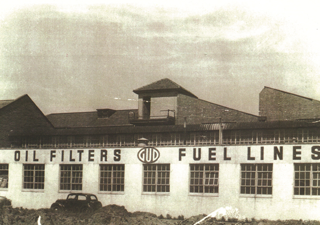 GUD Filters Celebrates 70th Anniversary