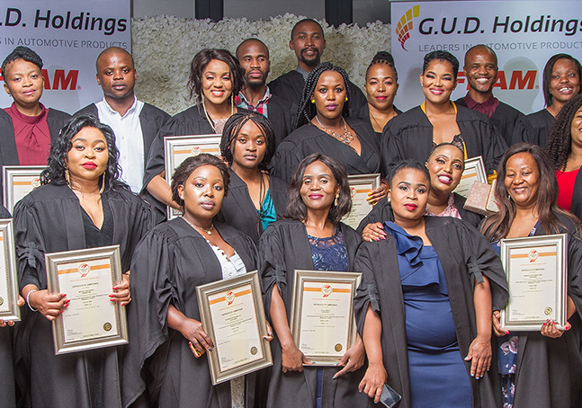 G.U.D. Holdings invests in employee empowerment